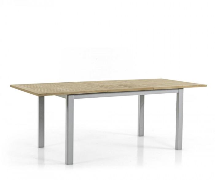Стол раздвижной серый 210см Lyon 4741-70