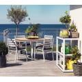 Стол обеденный 140см Olivet 8137-5 - фото 1