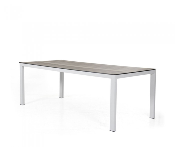 Стол обеденный белый 209см Rodez 4719-50W