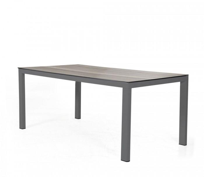Стол обеденный антрацит 160см Rodez 4729-72A
