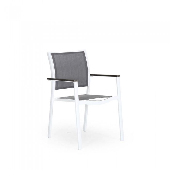 Стул серый Scilla 4740-50-7