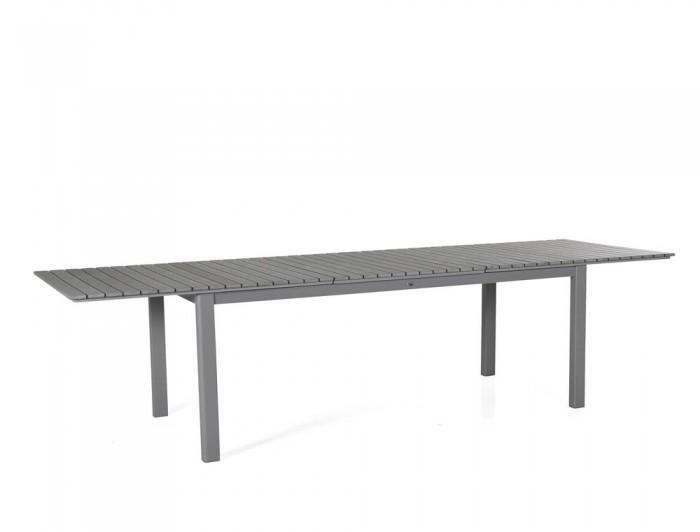 Стол раздвижной серый 302см Tilos 4723-72-7