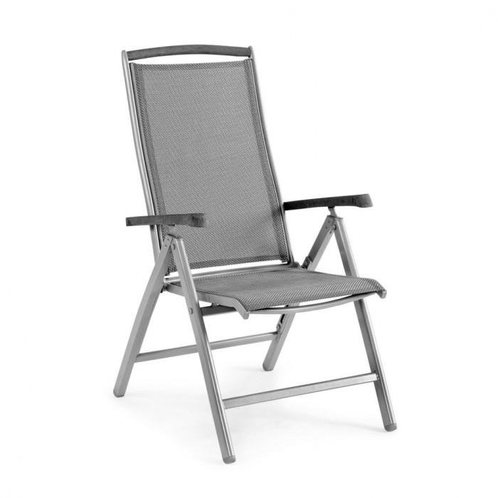 Креслo серебро nonwood Andy 4777-70-70