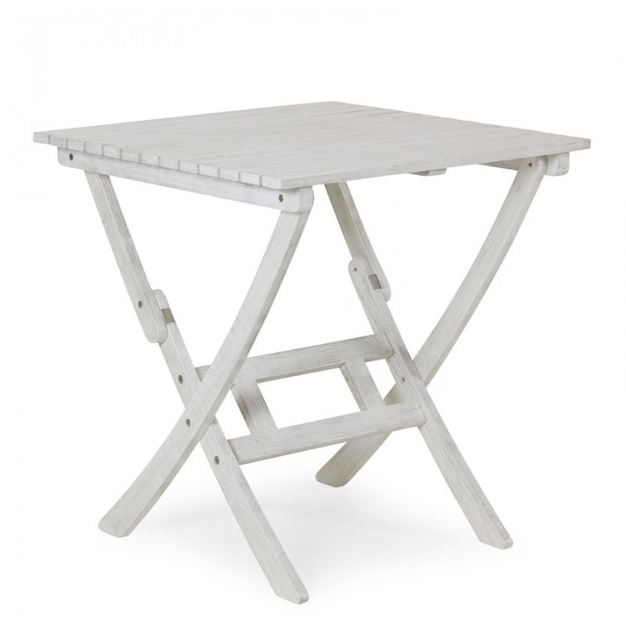 Стол обеденный 70см белый Arizona 10738-50