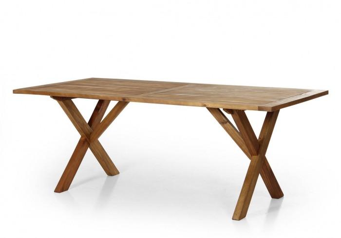 Стол обеденный коричневый Arizona 10740