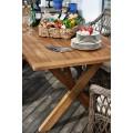 Стол обеденный коричневый Arizona 10740 - фото 1