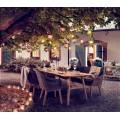 Кресло коричневое Beverly 5474-2-23 - фото 4