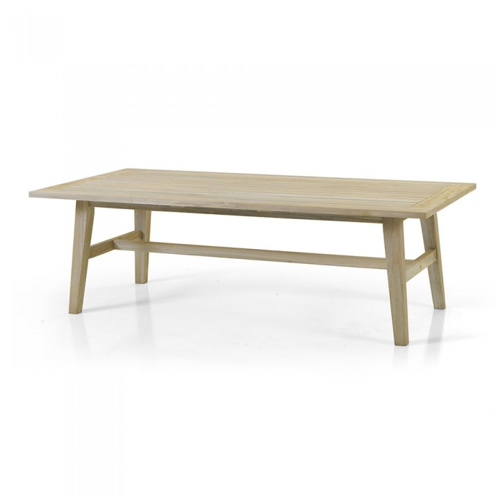 Столик для кофе 150см натуральный Vidos  2024