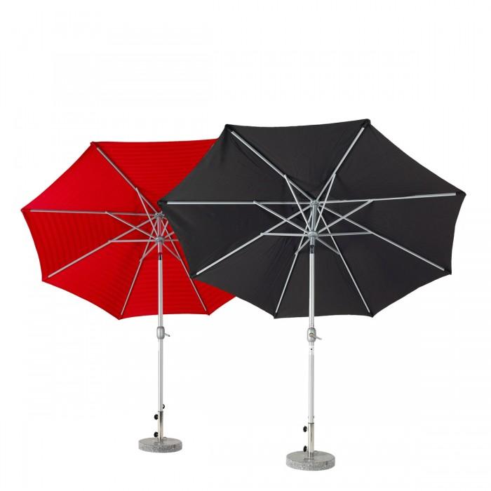 Зонт Aluminium parasol 8901-8