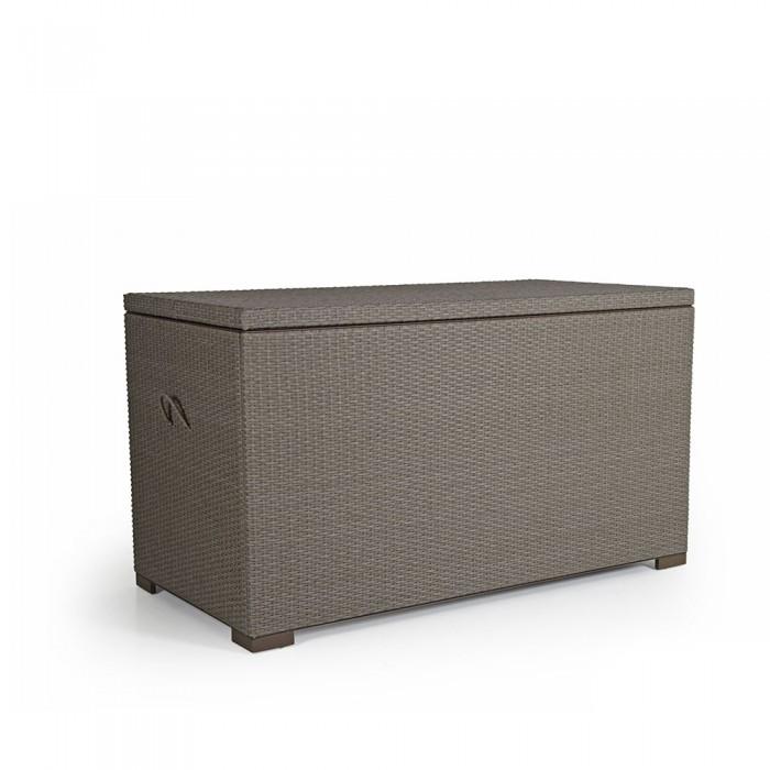 Сундук для подушек бежевый Mega 2300-25