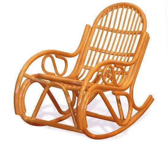 Кресло-качалка 05/04  Calamus 05/04