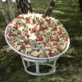 Кресло Мамасан Classic-white SMC294.04.wht - фото 2