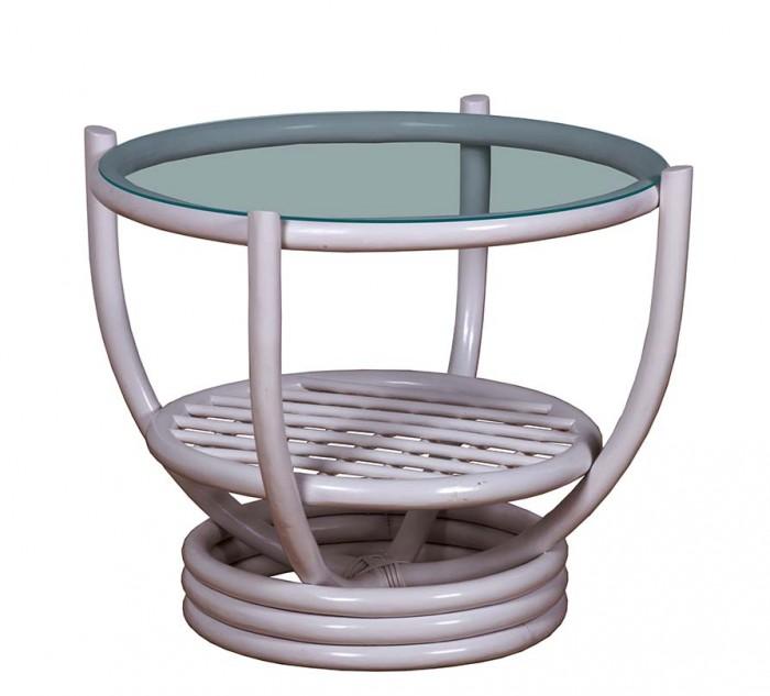 Столик для кофе Хаяши кремовый Classic-white SPR.121.13.wwh