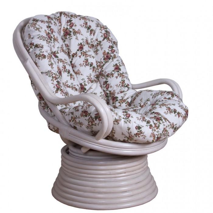 Кресло вращающееся Дабл Поле Classic-white SPR.274.19.wwh
