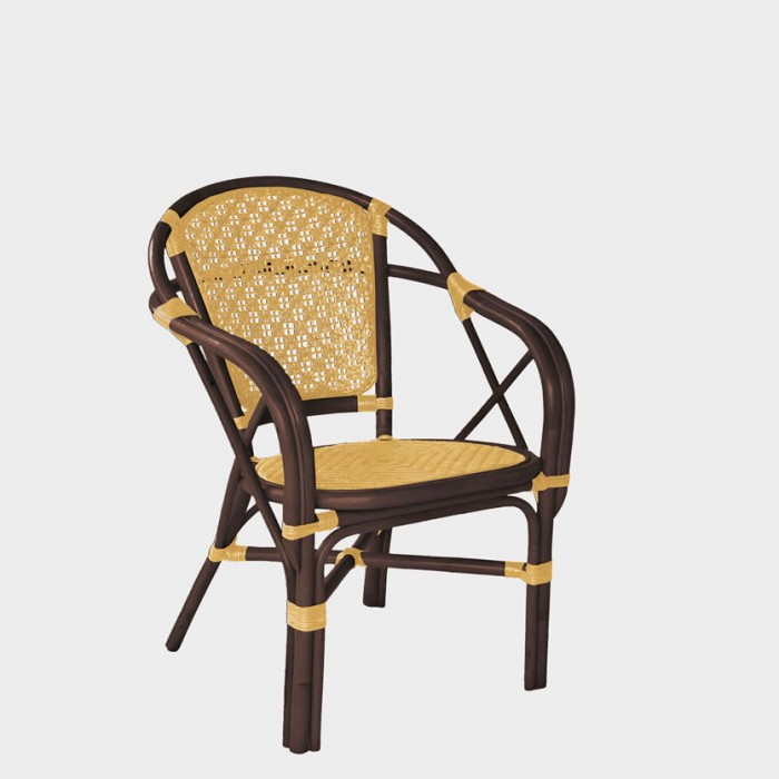 Кресло Nicole ER-100-1A-2tb