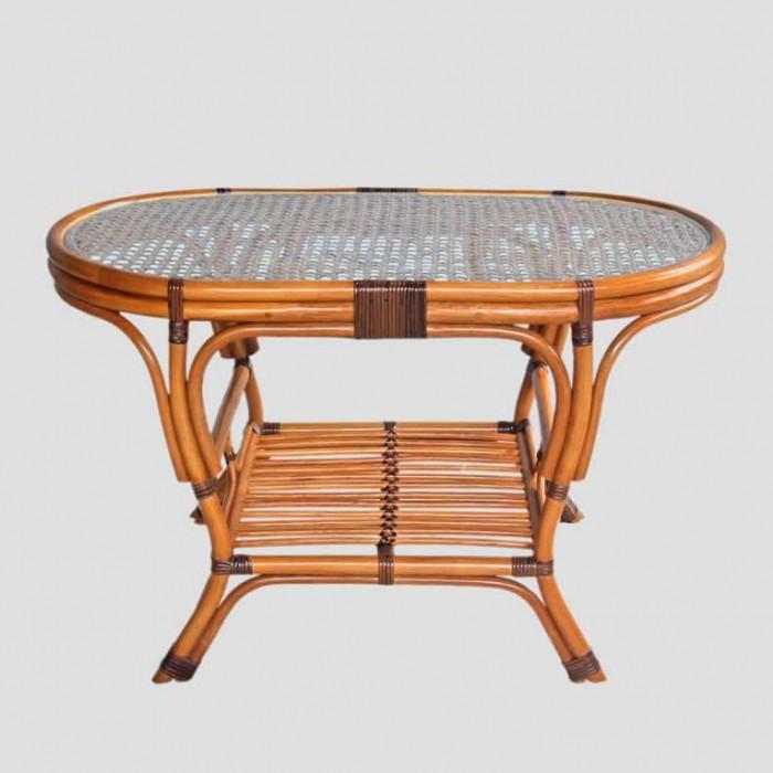 Столик для кофе овальный Pelangi Nicole ER-114-3