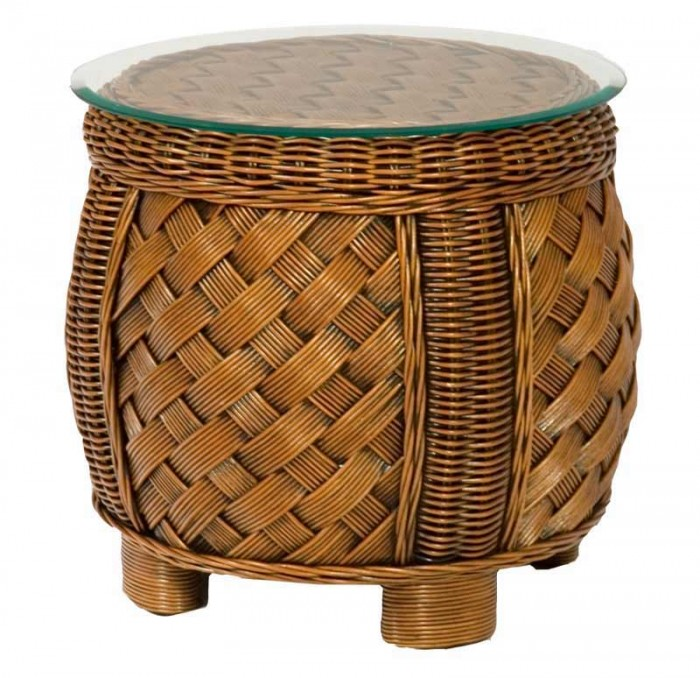 Столик боковой янтарь Mexico SPA047gb