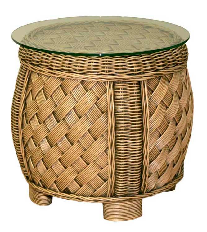 Столик боковой седой Mexico SPA04gw