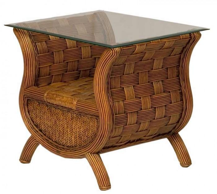 Столик боковой янтарь Olimar SPA021gb