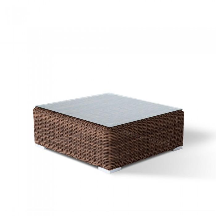Пуфик коричневый Lungo  YH-S4019W-1-brown