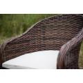 Кресло коричневое Ravenna С YH-C1103W brown - фото 6