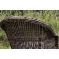 Кресло коричневое Ravenna С YH-C1103W brown - фото 5