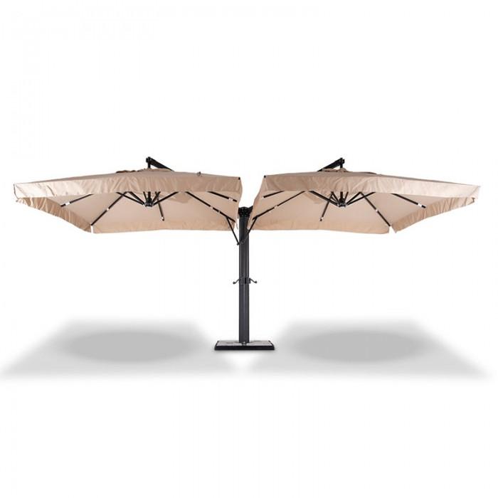 Зонт 2х купольный Rom PCA-2LHUB-3030