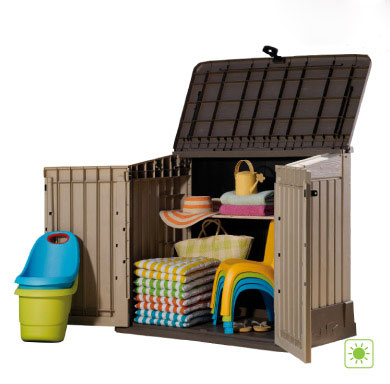 Шкаф садовый Woodland 30 KETER 17197662