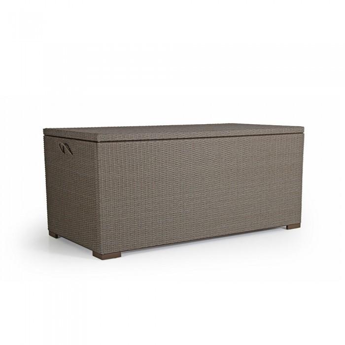 Сундук для подушек бежевый Maxi 2305-25