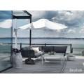 Угловой диван серый Ajaccio 4755HVH-50-7-7 - фото 1