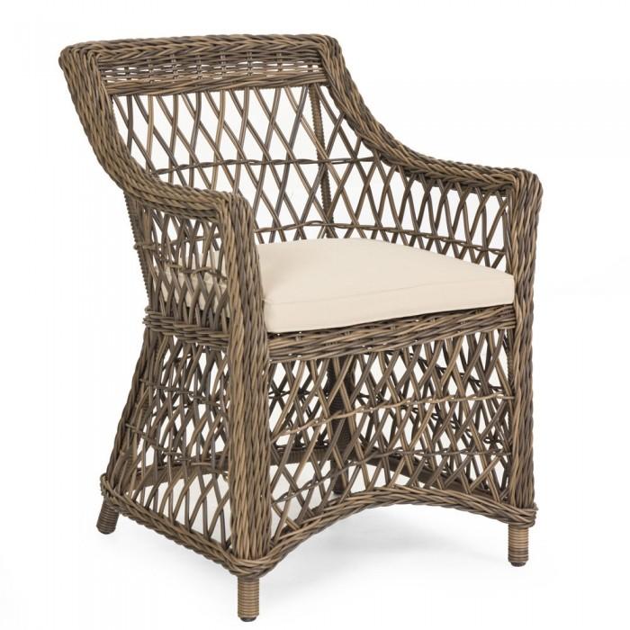 Кресло коричневое Beatrice 5691-60-20