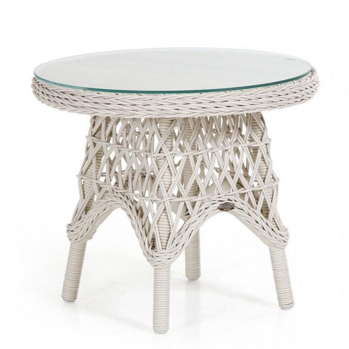 Столик для кофе белый Beatrice 5698-5