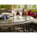 Стол обеденный коричневый 110см Beatrice 5694-60 - фото 2