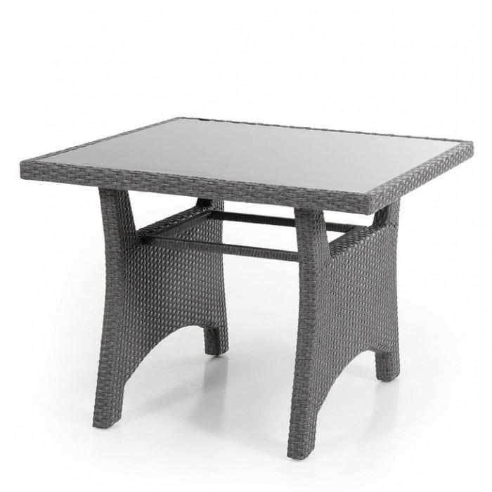 Стол обеденный серый 90см Callas 6607-79