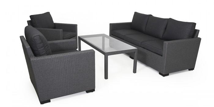 Комплект для отдыха серый Canby 3679-73-72