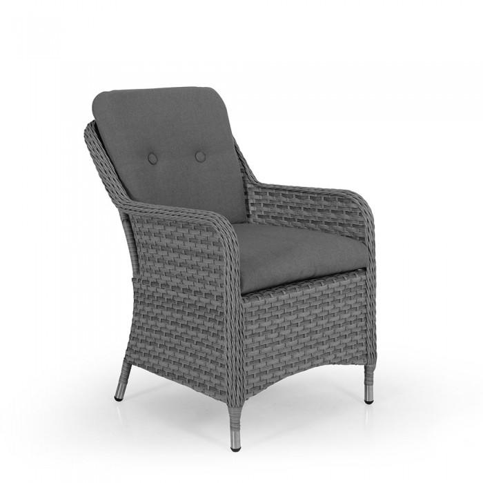 Кресло серое Colby 51240-7-79