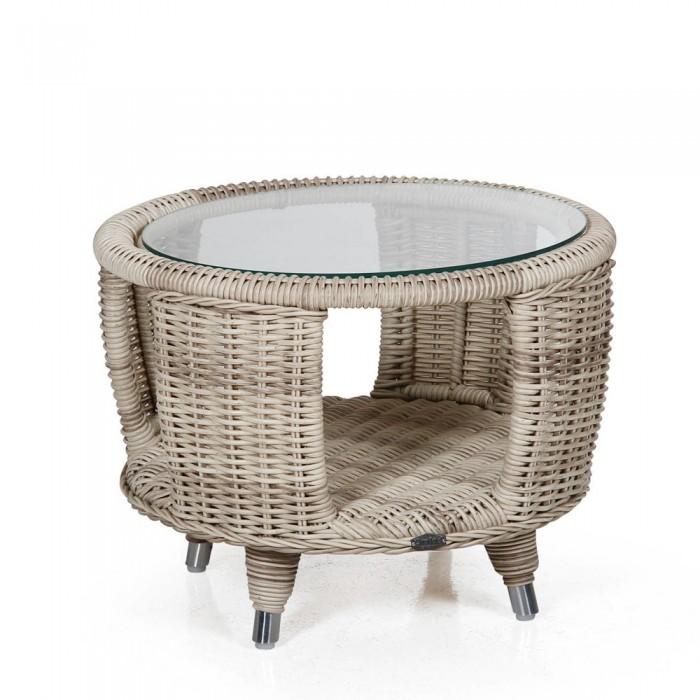 Столик для кофе бежевый Evita 5484-53R5