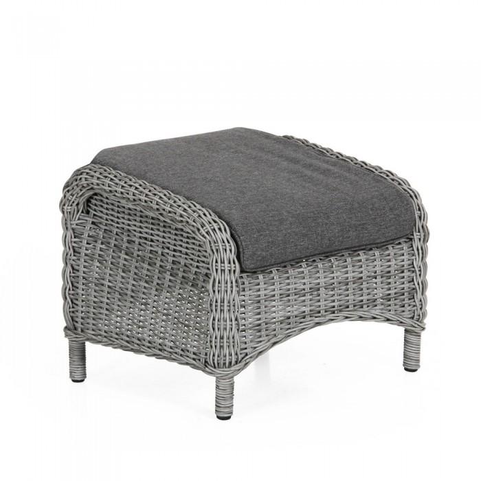 Пуфик серый Evita 5527-74