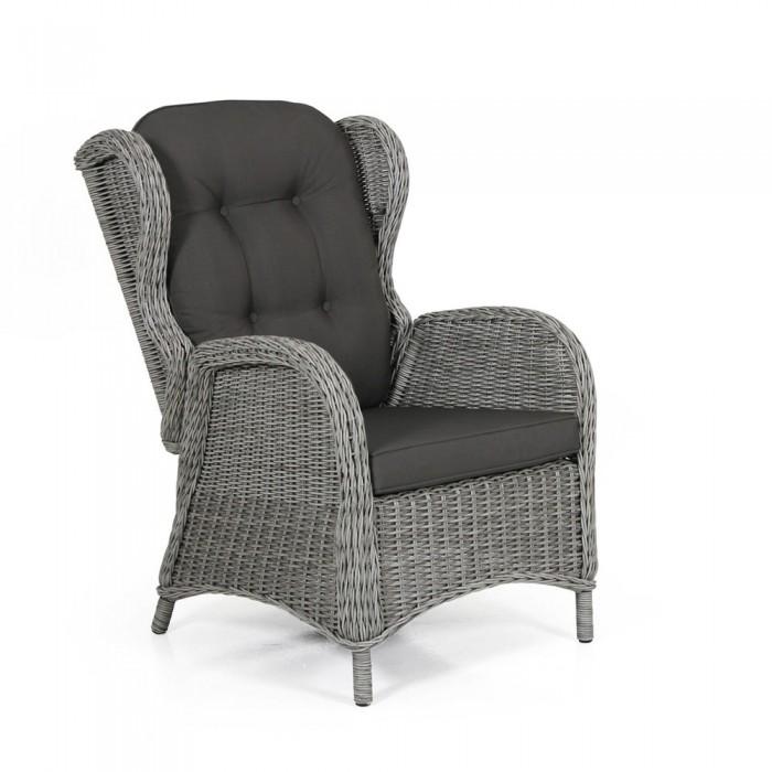 Кресло регулируемое серое Evita 5650-74-73