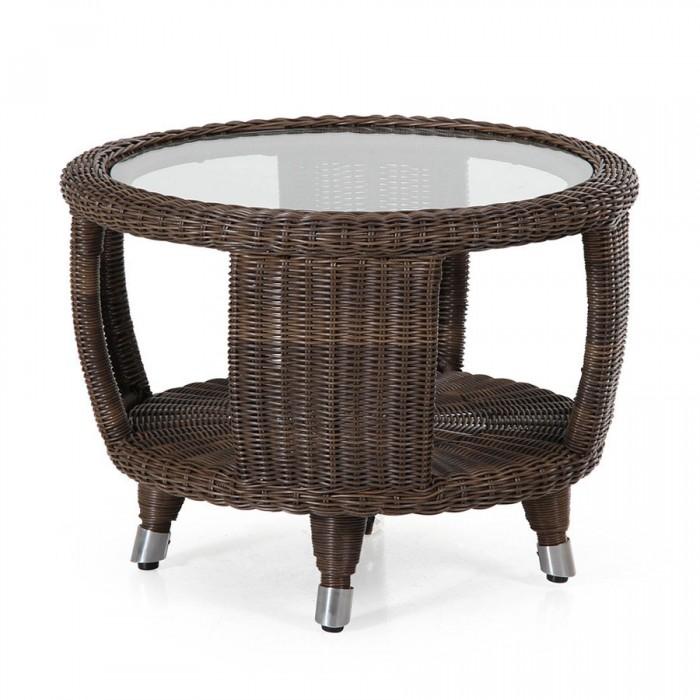 Столик для кофе коричневый Silva 5484-60R3