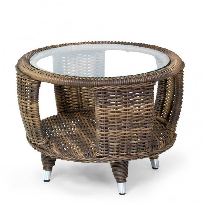 Столик для кофе коричневый Evita 5484-60R5