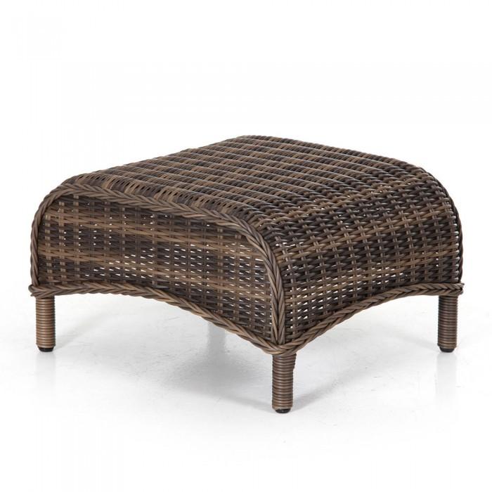 Пуфик коричневый Evita 5640-60