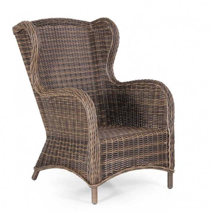 Кресло коричневое Evita 5641-60