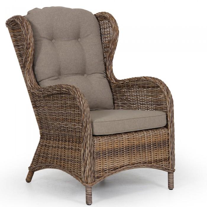 Кресло пёстрое Evita  5641-62