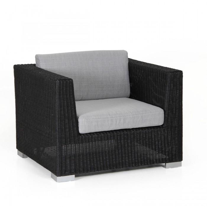 Кресло черное Forum 2100-8-74N