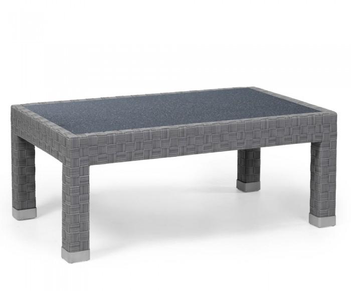 Столик для кофе серый Forum 2186-7