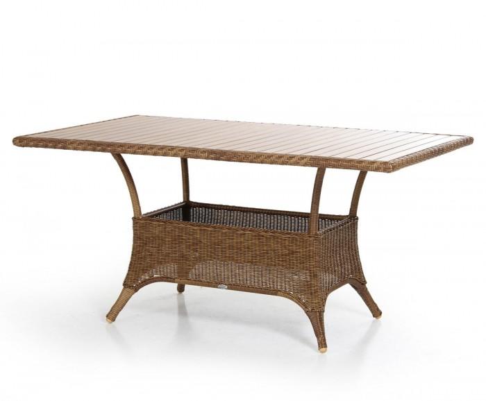 Стол обеденный коричневый Lilly 2137-66