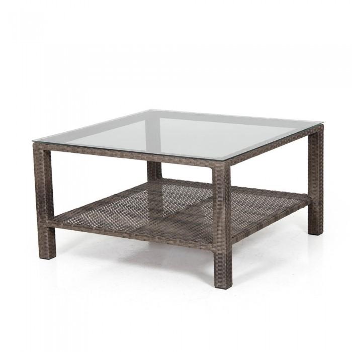 Столик для кофе 90 см коричневый Madison 2410-68