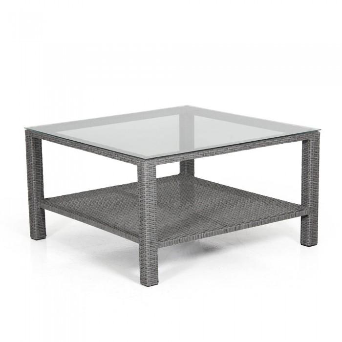 Столик для кофе 90 см серый Madison 2410S-72