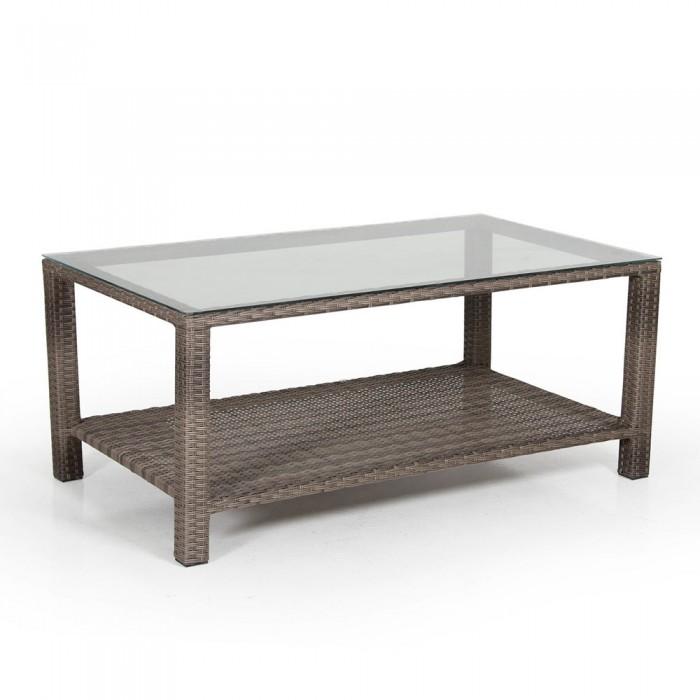 Столик для кофе 120 см коричневый Madison 2416S-68